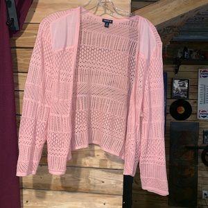 Torrid Knit Cardigan Shrug Size 2 XXL 18/20
